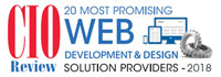 20 Most Promising Web Development And Design Solution Providers - 2018
