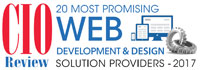20 Most Promising Web Development And Design Solution Providers - 2017